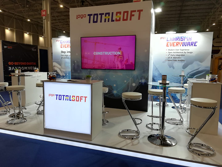 TOTAL SOFT GO TECH WORLD 2019 3